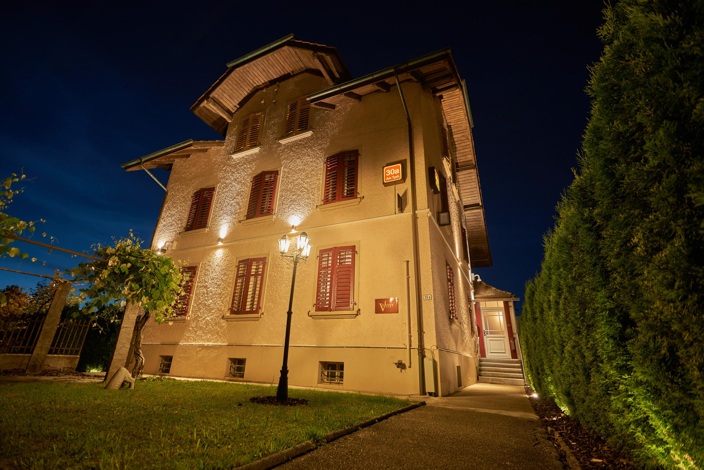 Das Sex Bordell in Oftringen | Villa Velvet